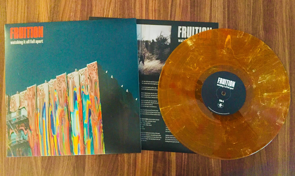 Fruition Limited Edition Vinyl Watching It All Fall Down